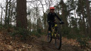 Surrey Hills Mountain Biking
