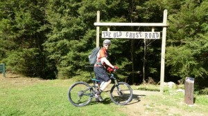 Mountain bike guide and skills coach