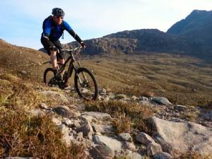 Mountain biking skills guided rides holidays