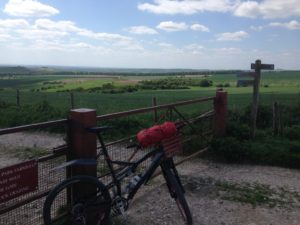 Bikepacking south downs way