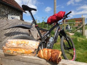 bikepacking south downs
