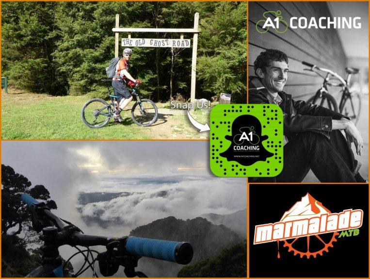 The Old Ghost Road Bikepacking Adventure