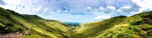 The Gap MTB Ride Brecon Beacons