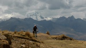 Marmalade MTB in Bolivia level 3 mtb leader