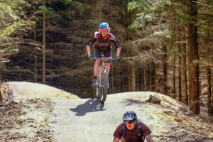 How MTB helps with my anxiety Natalie Fraser