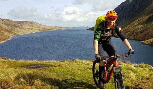 Wales Mountain biking