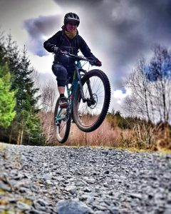 South downs mountain biking skills coaching