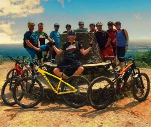 Mountain Surrey Hills Custom MTB rides coaching stag hen party corporate