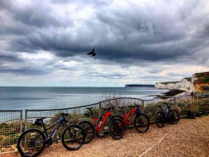 South downs mountain biking group rides birling gap mtb friston forest