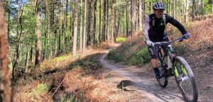 Mountain biking in the Surrey Hills guided monthly MTB rides
