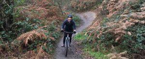 guided mountain biking surrey hills