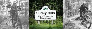 Surrey Hills Mountain Biking Guided MTB Rides Stag Hen Party