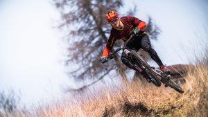 Guided Mountain biking skills coaching surrey hills south downs
