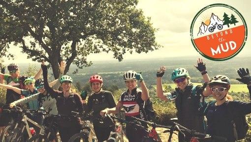 Guided mountain biking in wales south downs surrey hills skills coaching