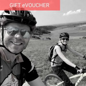 gift voucher for mountain bikers mtb presents surrey hills south downs wales presents