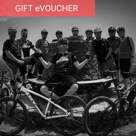 Gift voucher for mountain bikers MTB gifts south downs surrey hills