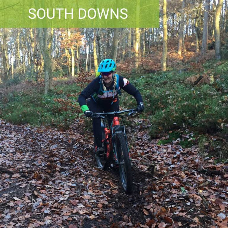 monthly mtb rides Guided mtb rides South Downs Mountain Biking Singletrack Friston Forest