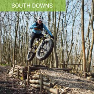 monthly mtb rides Guided South Downs Mountain Biking Stanmer Park Brighton