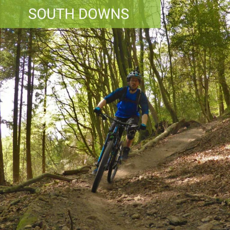 South Downs Mountain biking guided rides whiteways trails singletrack