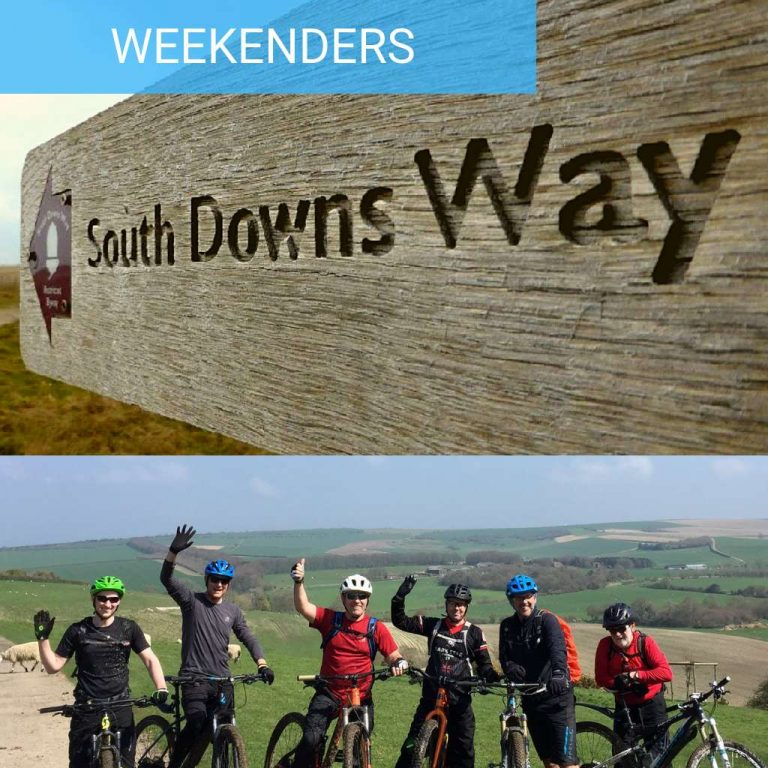 South Downs Way Weekend 100 miles mtb challenge