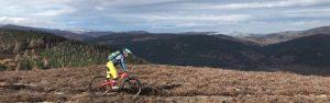 Scotland Mountain Biking guided rides Ballater Ben Macdui cairngorms highlands torridon kinlochleven dumfries galloway scottish borders ciaran path ben alder devils staircase mtb skills coaching
