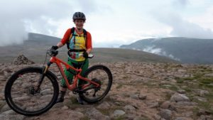 Scotland Mountain Biking guided rides Ben Macdui cairngorms highlands torridon kinlochleven dumfries galloway scottish borders ciaran path ben alder devils staircase mtb skills coaching