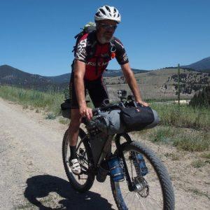 Mountain biking coach guide south downs surrey hills bikepacking jim barrow