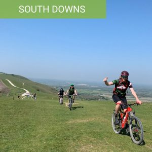 Beginner mountain biking in Brighton guided mtb rides south downs intro to mountain biking brighton worthing off road cycling