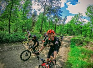 Surrey Hills MTB for Beginners guided mtb rides mountain biking