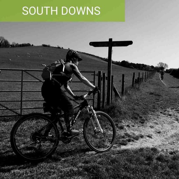 guided south downs rides mountain biking mtb