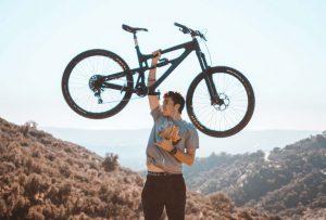 mountain biking for team building brighton corporate activities