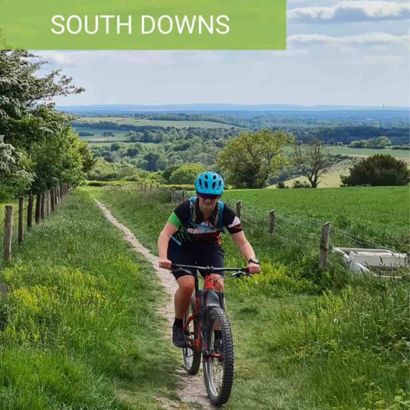 Hampshire guided mtb rides south downs mountain biking marmalade mtb