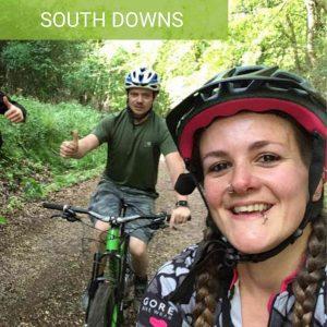 Brighton MTB rides for beginners