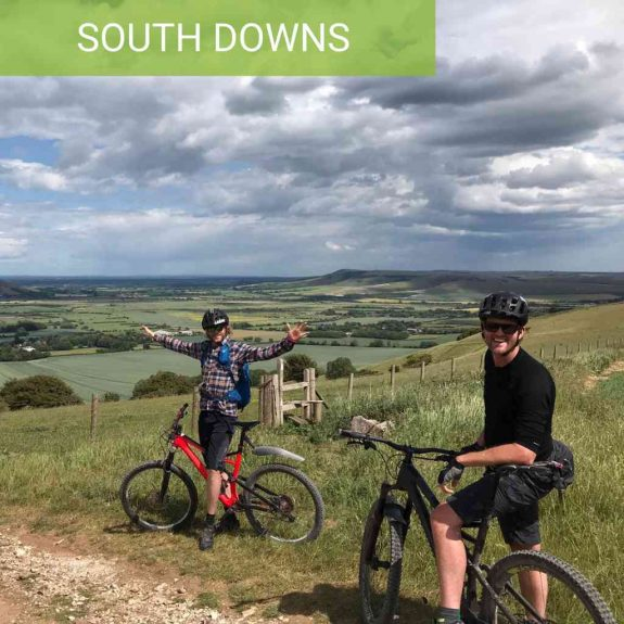 Brighton MTB rides for beginners